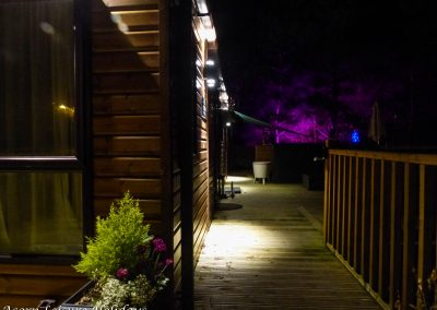 Stag Lodge at Night #7 (1 of 1)