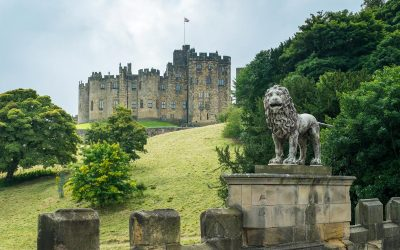Alnwick Castle – Learn to fly like Harry Potter